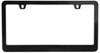 Neo Classic License Plate Frame - Black Zinc CR15350