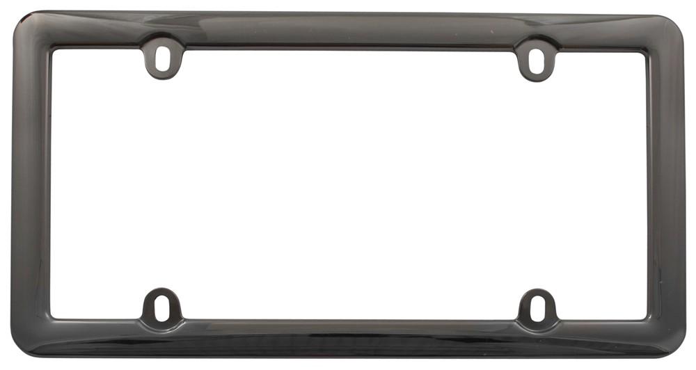 License Plates and Frames CR20680 - Plain - Cruiser