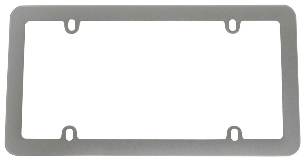 Cruiser Aluminum License Plates and Frames - CR20840