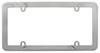 CR21110 - Plain Cruiser License Plates and Frames