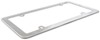Stainless License Plate Frame - Stainless Steel Stainless Steel CR21110