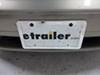 Stainless License Plate Frame - Stainless Steel Plain CR21110