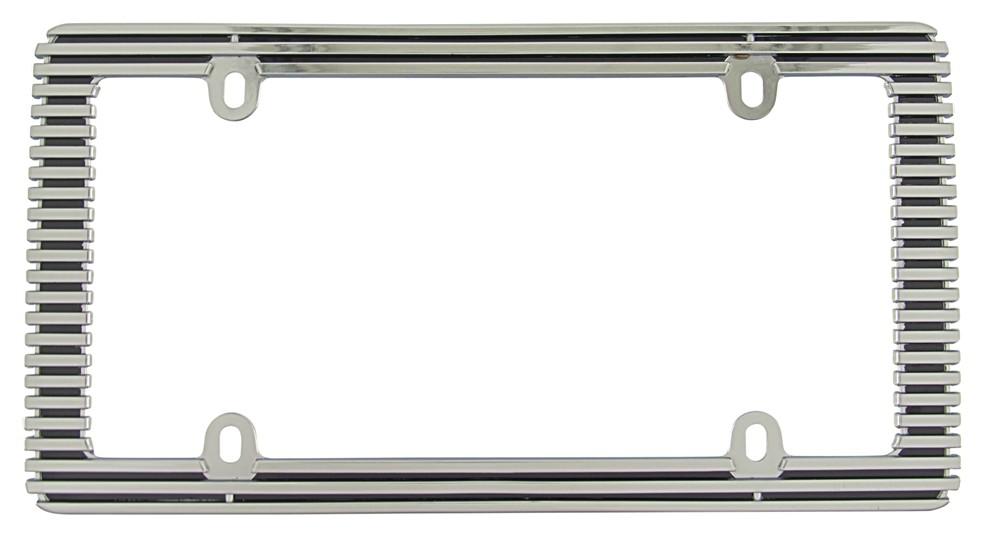 License Plates and Frames CR58350 - Zinc - Cruiser
