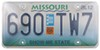 CR72100 - Shield Cruiser License Plates and Frames