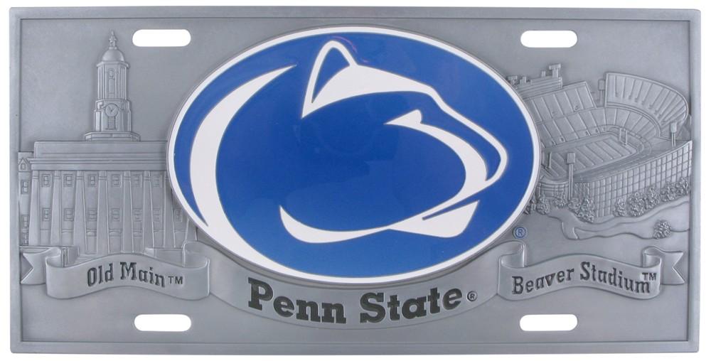 Siskiyou Penn State License Plates and Frames - CSP325