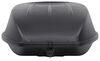 Trunx Rooftop Cargo Box - 18 cu ft - Black Short Length TRX34FR