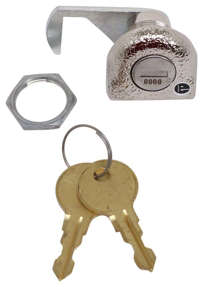 Car Top Cargo Lock Parts Accessories and Parts - CTC-CAMLOCK-18M-2802