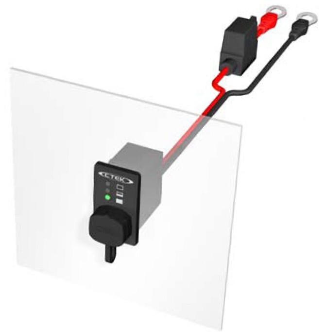Accessories and Parts CTEK56380 - Cables - CTEK Power Inc