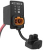 CTEK Battery-Health Indicator Cable w/ Panel Box for 12-Volt Comfort Connect Chargers Battery Indicator Cable CTEK56380
