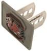 South Carolina Fighting Gamecocks Trailer Hitch Receiver Cover Square CTH63S