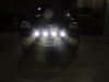 """Vision X Light Cannons Off-Road Light Kit - LED - 50 Watts - Spot Beam - 4.5"""" Diameter Light Cannon CTL-CPZ110KIT on 2006 Ford F-150"""