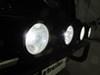 "Vision X Light Cannons Off-Road Light Kit - LED - 50 Watts - Spot Beam - 4.5"" Diameter Aluminum CTL-CPZ110KIT on 2006 Ford F-150"