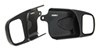 longview towing mirrors non-heated custom - slip on driver and passenger side