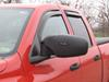 The Original Custom Towing Mirror Slide-On Mirrors (Pair) Non-Heated CTM3100B on 2005 Dodge Ram Pickup