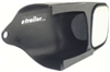 longview towing mirrors slide-on mirror non-heated custom - slip on driver and passenger side