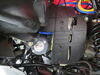 ComeUp Cub 3s ATV Winch - Synthetic Rope - Hawse Fairlead - 3,000 lbs Load Holding Brake CU129302 on 2013 Honda FourTrax