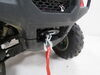 Electric Winch CU129302 - Synthetic Rope - ComeUp on 2013 Honda FourTrax