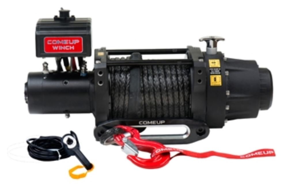 CU295640 - Submersible ComeUp Truck Winch,Recovery Winch