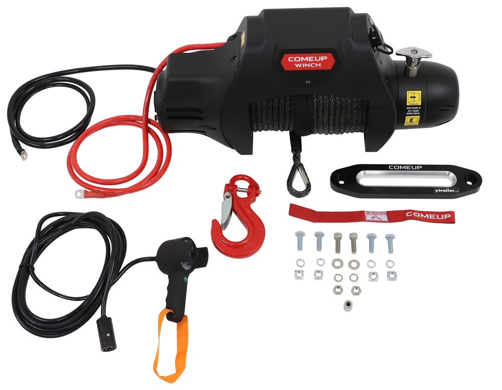 ComeUp Electric Winch - CU295855