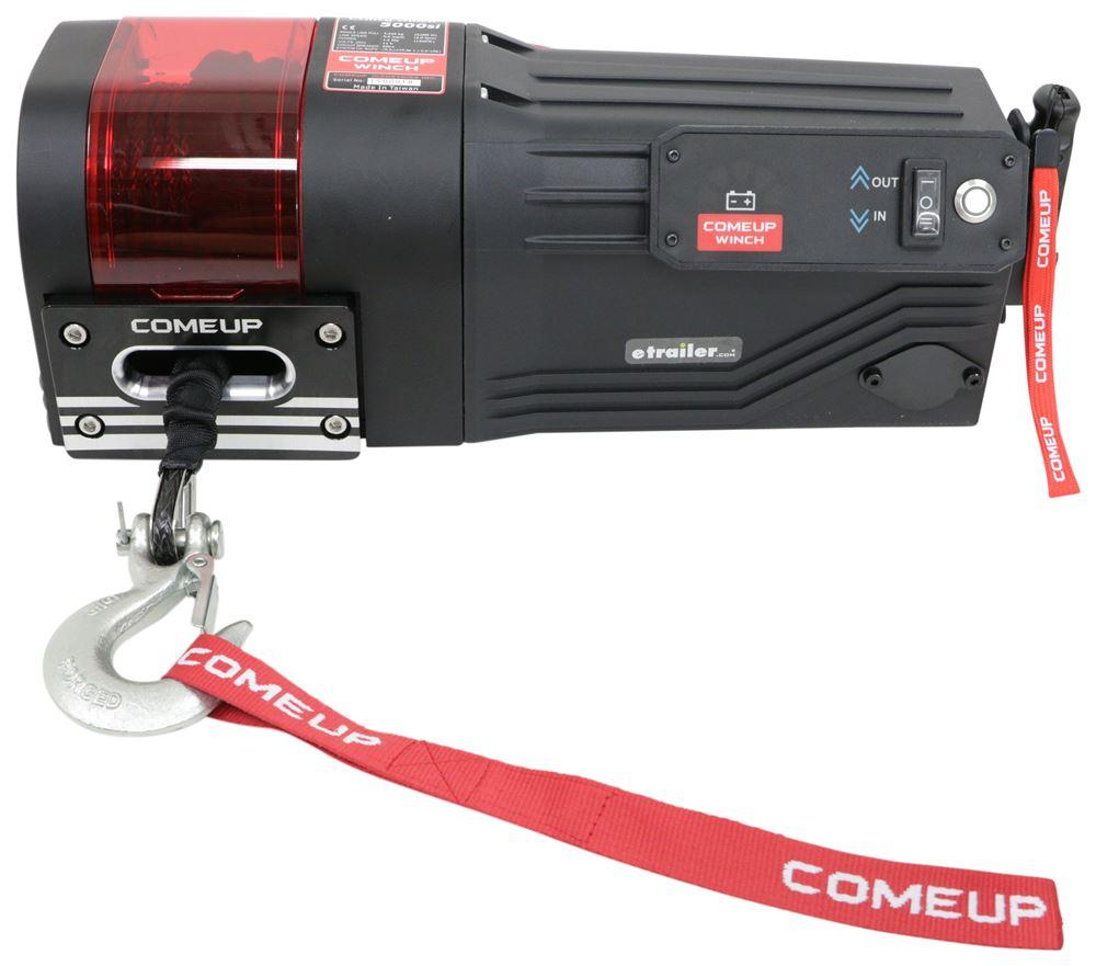Electric Winch CU645010 - Load Holding Brake - ComeUp