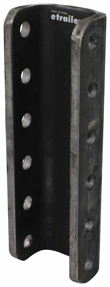 Accessories and Parts CU69FR - Channel Bracket - Curt