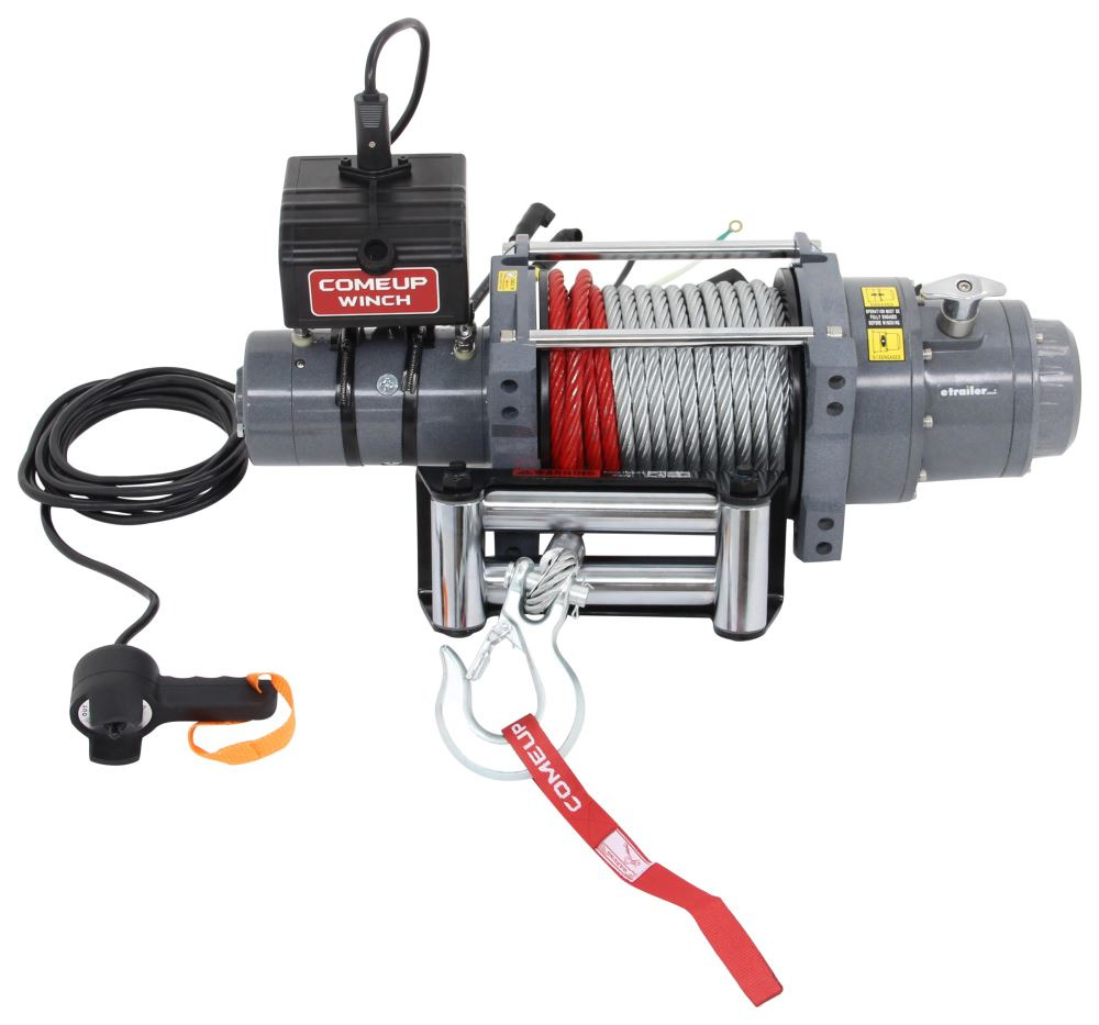 ComeUp 7.0 HP Electric Winch - CU851840