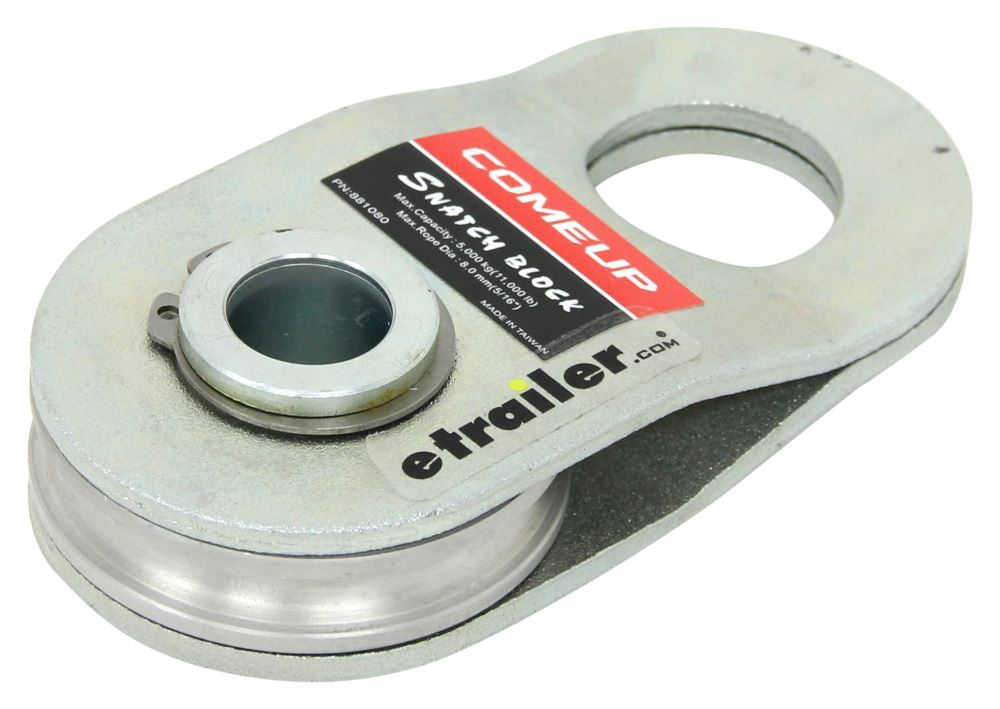 Accessories and Parts CU881080 - Snatch Block - ComeUp
