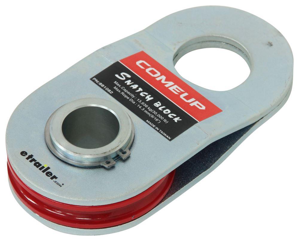 CU881082 - Snatch Block ComeUp Electric Winch