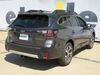 CU89FR - 2 Inch Hitch Curt Custom Fit Hitch on 2020 Subaru Outback Wagon
