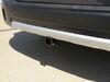CU89FR - 600 lbs TW Curt Trailer Hitch on 2020 Subaru Outback Wagon