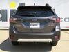 CU89FR - 2 Inch Hitch Curt Trailer Hitch on 2020 Subaru Outback Wagon