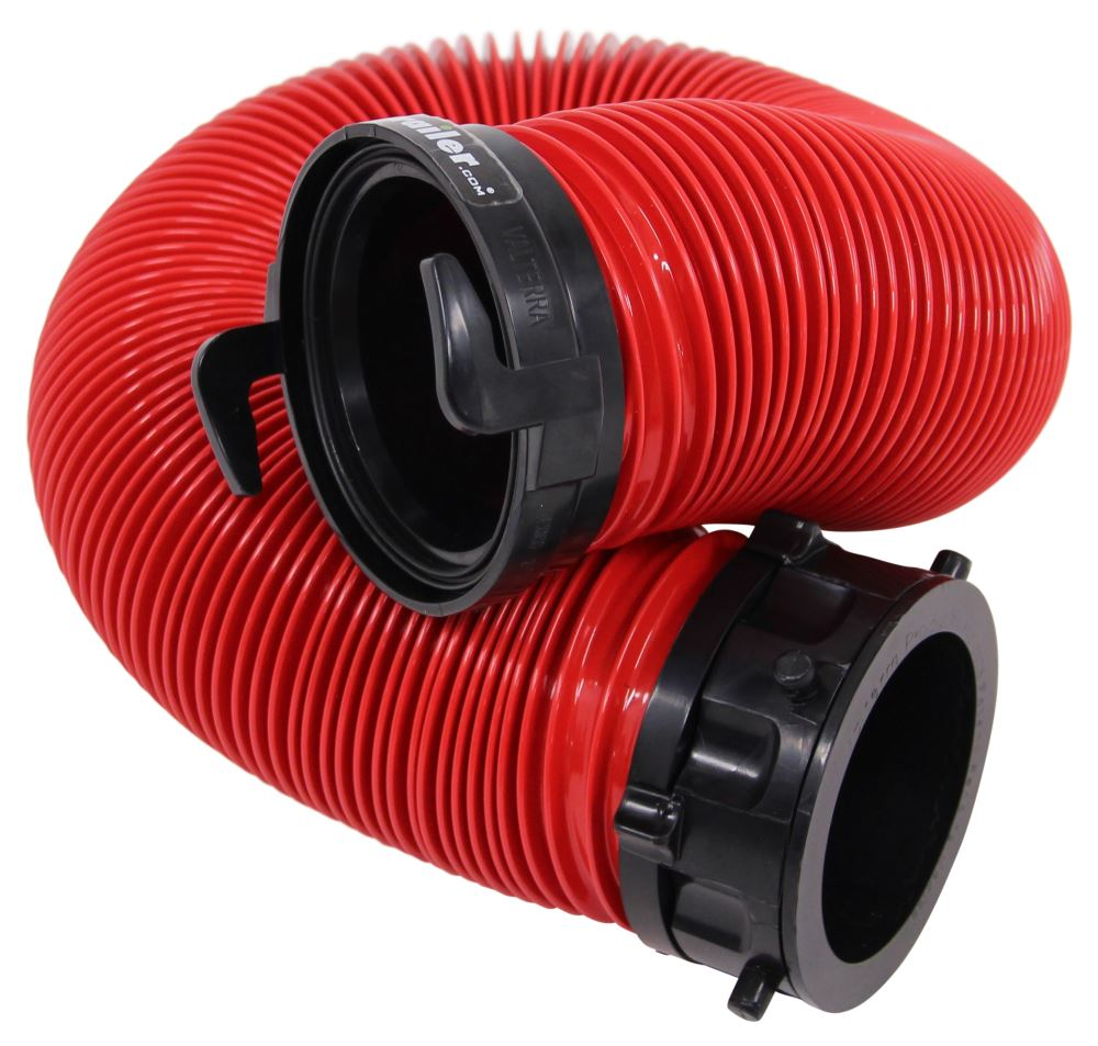 Ez Coupler Rv Sewer Hose Extension W 3 Bayonet And Swivel Lug Fittings 5 Long Ez Coupler Rv Sewer Hoses D04 0112