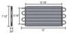 Derale Class II Transmission Coolers - D12906