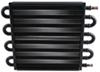 Derale With 11/32 Inch Hose Barb Inlets Transmission Coolers - D12907