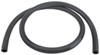 derale accessories and parts 11/32 inch inner diameter high-temperature replacement hose for transmission - 4' long