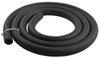 derale accessories and parts transmission coolers 3/8 inch inner diameter high-temperature replacement hose for - 5' long