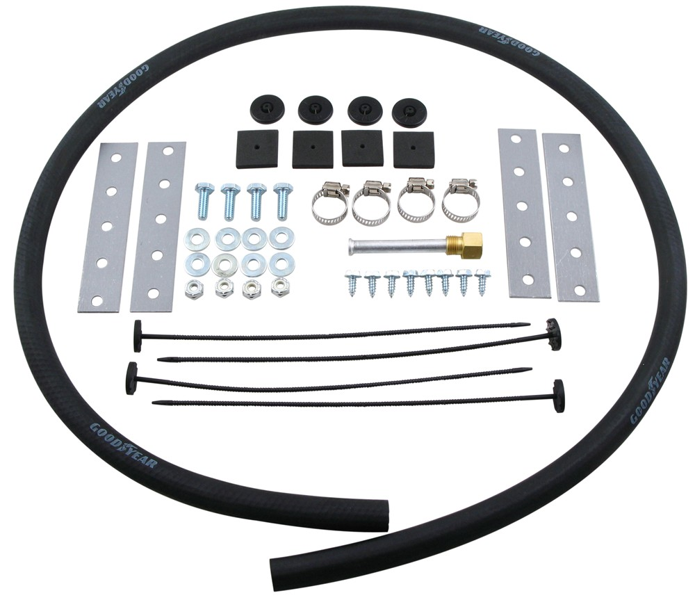 Accessories and Parts D13064 - Mounting Kit - Derale