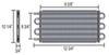 Derale Transmission Coolers - D13107