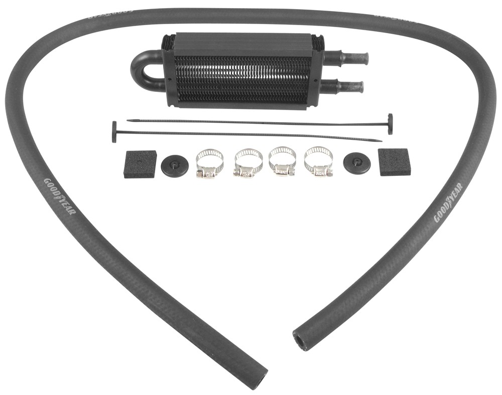 Derale Dual-Pass Power Steering Coolers - D13213