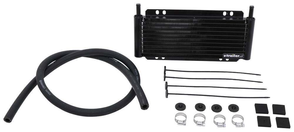 Power Steering Coolers D13215 - 11W x 5-3/4T x 7/8D Inch - Derale