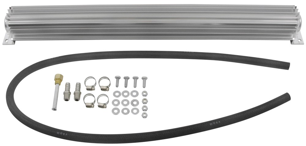 D13266 - Dual-Pass Derale Transmission Coolers