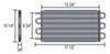 Transmission Coolers D13304 - Class IV - Derale