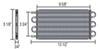 Derale Transmission Coolers - D13311