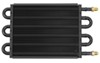 derale transmission coolers standard mount series 7000 tube-fin cooler core w/ an inlets - class ii