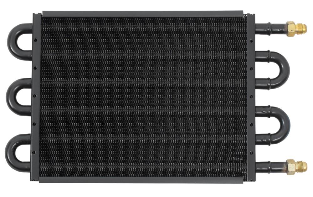 D13316 - 13-1/2W x 7-5/8T x 3/4D Inch Derale Transmission Coolers