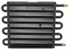 derale transmission coolers standard mount series 7000 tube-fin cooler core w/ an inlets - class iii