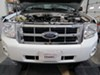 Derale Class II Transmission Coolers - D13501 on 2008 Ford Escape