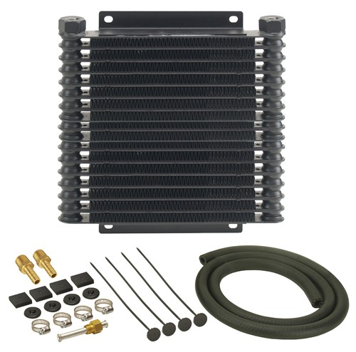 Transmission Coolers D13614 - Class V - Derale