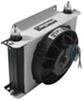 Transmission Coolers D13960 - With - 6 AN Inlets - Derale