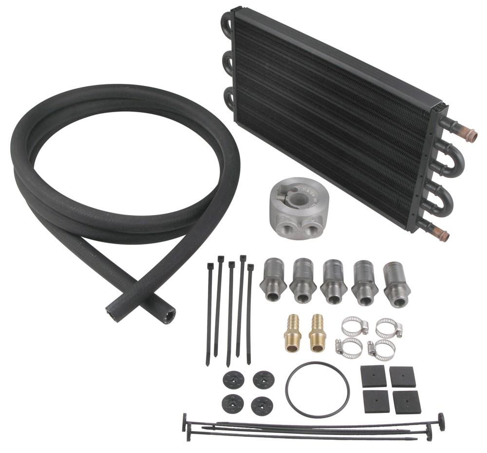 Derale Engine Oil Coolers - D15502